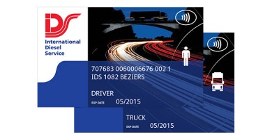 IDS Fuel Card